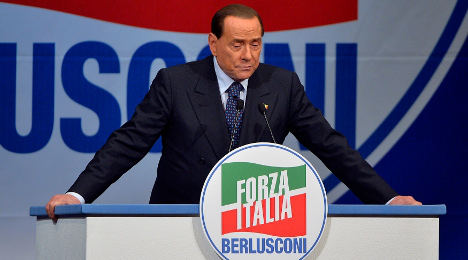 Berlusconi speaks out in support of gay rights