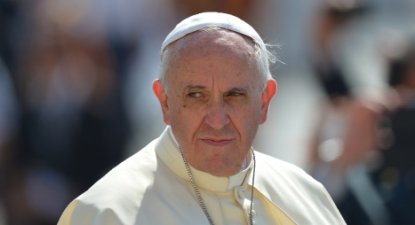 Pope to visit town of boy killed by mafia