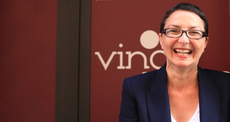 'There is misogyny in the Italian wine industry'