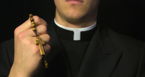 Priest arrested over immigrant sexual abuse