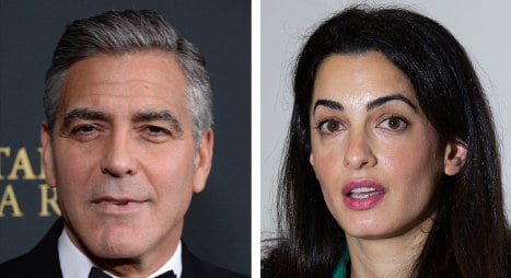 George Clooney set to marry in Venice: report
