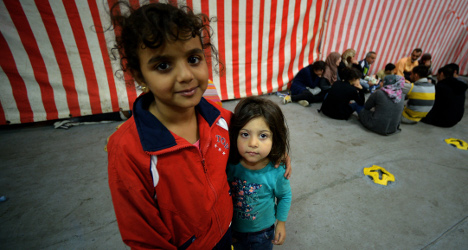 Thousands of Syrian children alone in Italy
