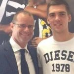 Juventus sign Danish youngster