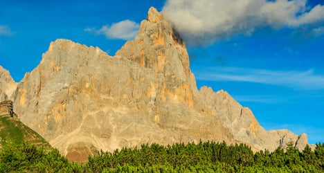 Three hikers fall to their deaths in Italy