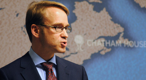 'Italy needs action on reforms': Weidmann