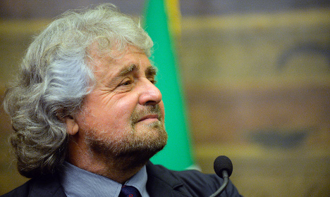 Beppe Grillo demands to be part of reforms