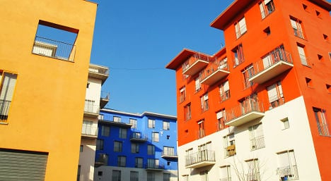 Italian property prices fall over ten percent