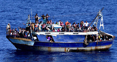 Italy saved nearly 100,000 boat migrants this year