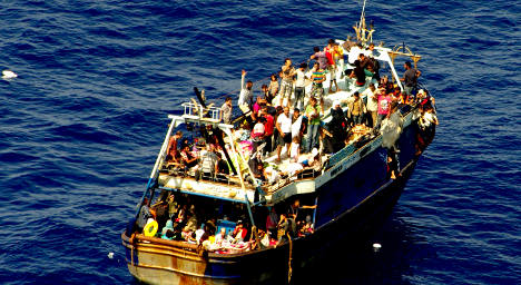 More than 90,000 boat migrants saved this year
