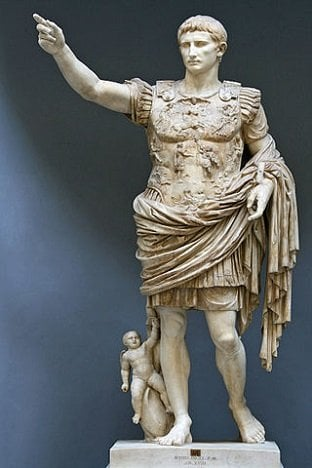 10 fascinating facts about Augustus