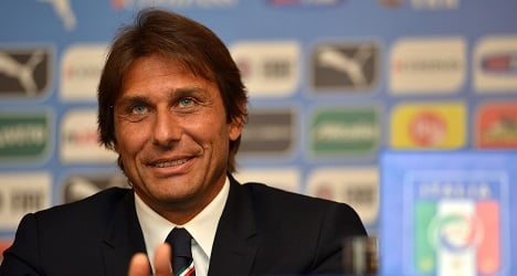 'Pick a great man over a great player': Conte