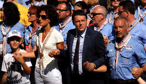 PM urges youth to stay in Italy as joblessness bites