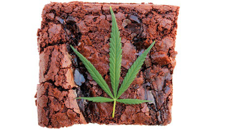 Two hospitalized after holiday hash cake
