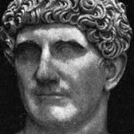 <b>The rival: Mark Antony</b> He might have been Augustus's brother-in-law (he married his sister Octavia), but Mark Antony was also his biggest rival. Not only did he have an affair with Cleopatra, more importantly he threatened the emperor's power. This culminated in Augustus's victory the Battle of Actium in 31 BC, after which Mark Antony killed himself. The drama!