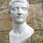<b>Continuing the dynasty</b> Without a direct heir, Augustus ended up adopting Tiberius, the eldest son of his third wife Livia from a previous marriage. When Augustus died he handed over the reins of power to him and Tiberius went on to become emperor between 14 AD to 37 AD.Photo: Giovanni Dall'Orto/Wikicommons
