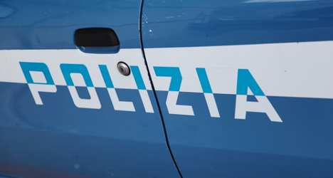 Two people plunge to death from Milan building