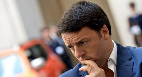 Renzi's father probed for bankruptcy fraud: report