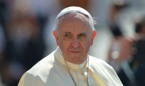 Pope sides with workers in Italy job cuts row