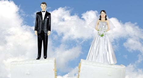 Marriage scrapped due to 'mummy's boy' husband