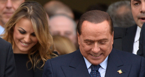 'Berlusconi supports gay rights': fiancée