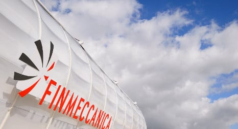 Finmeccanica sues US over helicopter deal