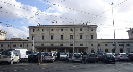 Court orders homeless woman to stay in station
