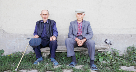 Italy among worst places in EU to grow old