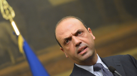 'Gay marriages must be scrapped': Alfano