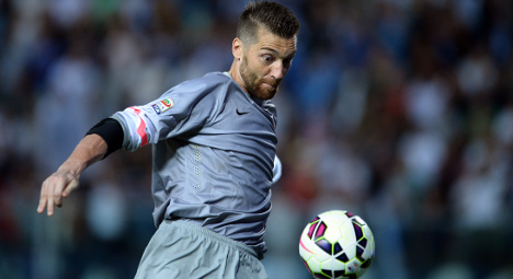 Italian football gays won't come out: Roma keeper