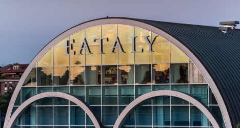 Terror at Eataly as two employees stabbed