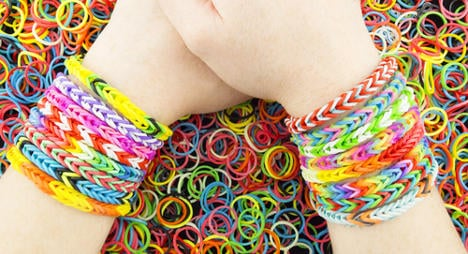 Italian police seize 20m 'deadly' loom bands