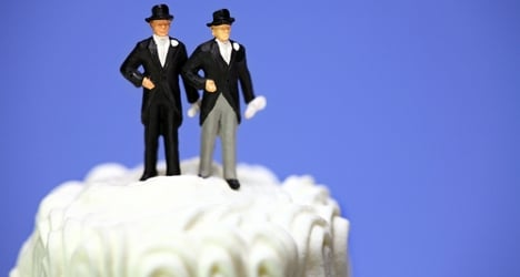 Gay couple get marital leave in public firm first