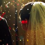 CONFETTI: Ouch! Unless you want to be pelted in the head with nuts on your wedding day, make sure you get make it clear that you want confetti – sugar coated almonds - to eat, and 'coriandoli' (the actual paper kind of confetti) scattered over your head. Photo: Tetsumo