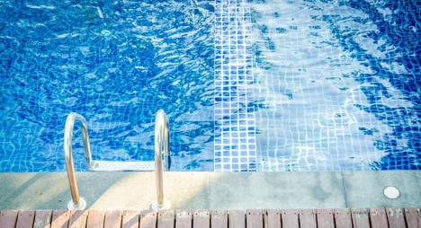 Outrage over swim class for Muslim women