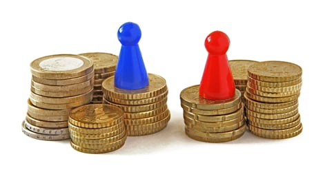 Italy one of world's worst for wage equality