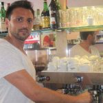 You'll find Marco at the family-run <b>Bar Marcelli Sandro</b>. He's friendly, swift and…pleasing to the eye. He's often seen whizzing out of the kitchen, juggling dishes, cooked by his mother, for the lunchtime crowd, while taking the coffee orders. Pop in and see him at 55 Via Pinciana, at the top of the Villa Borghese.Photo: Angela Giuffrida