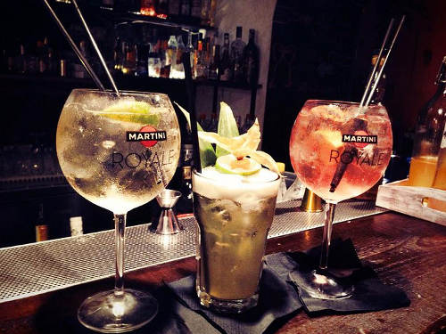 Top 10: Student bars in Rome