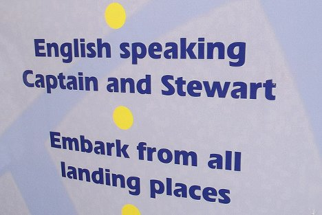 The funniest English translations in Italy