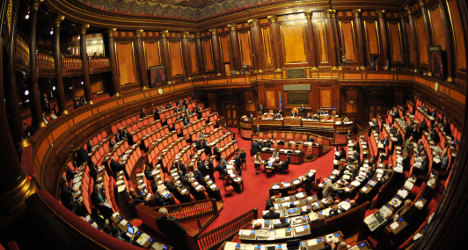 Internet and trains to benefit from Italy revival