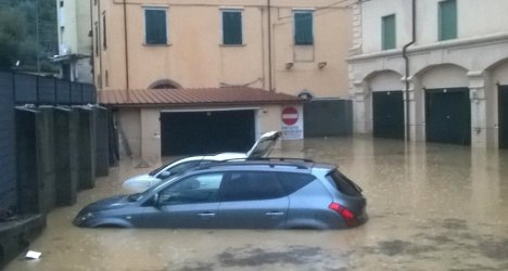 Tuscany residents saved as floods hit Italy
