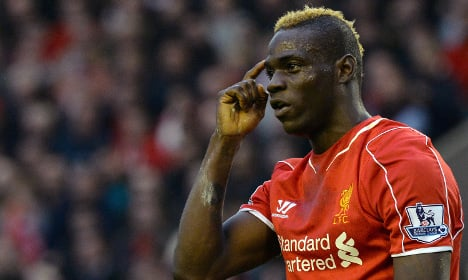 Balotelli back in Italy squad for Euro qualifier