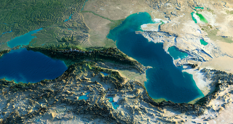 Italy's Eni signs deal on Caspian Sea exploration