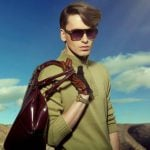 """This season's must-have accessories are a maxi leather weekend bag and leather gloves.Photo: <a href=""""http://www.shutterstock.com/pic-128905820.html"""">Shutterstock</a>"""