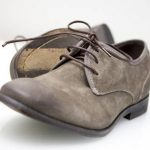 """The trendiest shoes this season are the """"Derby"""" style. Pick up a pair of these classic laced shoes in blue, black, or a shade of brown.Photo: <a href=""""http://shutr.bz/1trD5ca"""">Shutterstock</a>"""