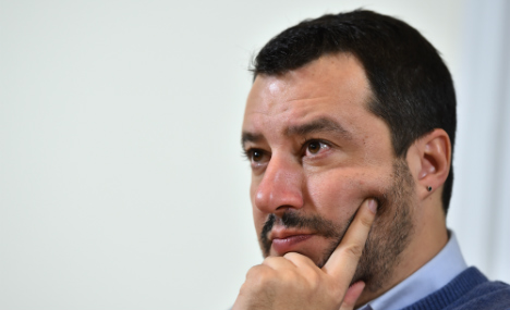Italy's Northern League launches southern push