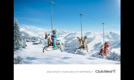 Chinese firm trumps Italian bid for Club Med