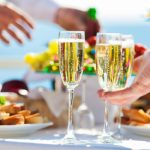 """<b>Apericena -</b> In the English-speaking world, people use the French word """"aperitif"""" to describe an alcoholic drink before a meal. In Italy, it's called an """"aperitivo"""". But often, you'll find that your pre-dinner tipple comes with free food, too. In that case, it becomes an """"apericena"""" - a cross between aperitif and dinner (""""cena"""" in Italian).Photo: Shutterstock"""