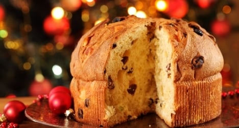 Christmas cake seized by Italy health police