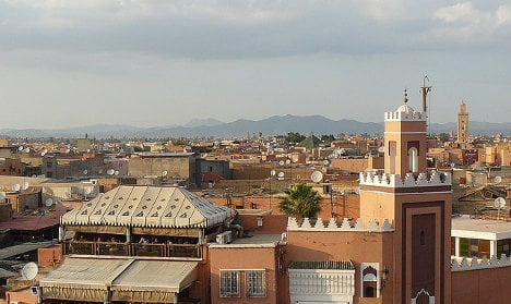 Italian held in Morocco for alleged sexual assault