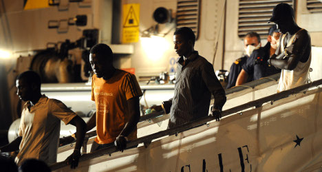 Italy police bust Eritrean people trafficking ring